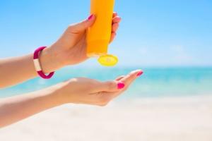 نحوه ی استفاده از کرم ضد آفتاب